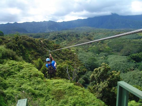 Kauai Backcountry Adventures Zipline Tour - Hawaii Zipline
